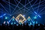 """Luminos"" - LED Show-Act"