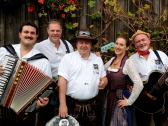 HAPPY HOUR Hochzeitsband Partyband Oktoberfestband