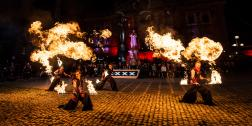 """Feuershow"" - Cirque the Fire"