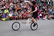 Wheels Bike Show 'Stevie Wheels'