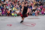 Steve Stergiadis - Circus Bike Comedy Show