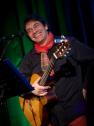 Reinhard Mey Chansons mit Ivo Pügner, Musiker aus Landau, Hommage an Liedermacher Reinhard Mey