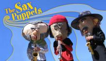 The Sax Puppets