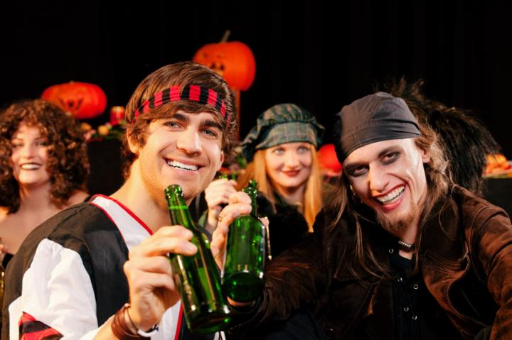 Ideen für die Halloween Party | eventpeppers