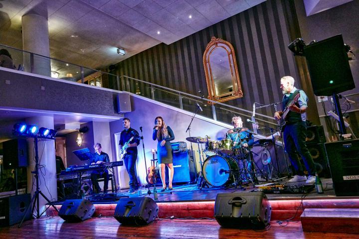 Jazzband Buchen Fur Geburtstag Hochzeit Vernissage Gala Und Events