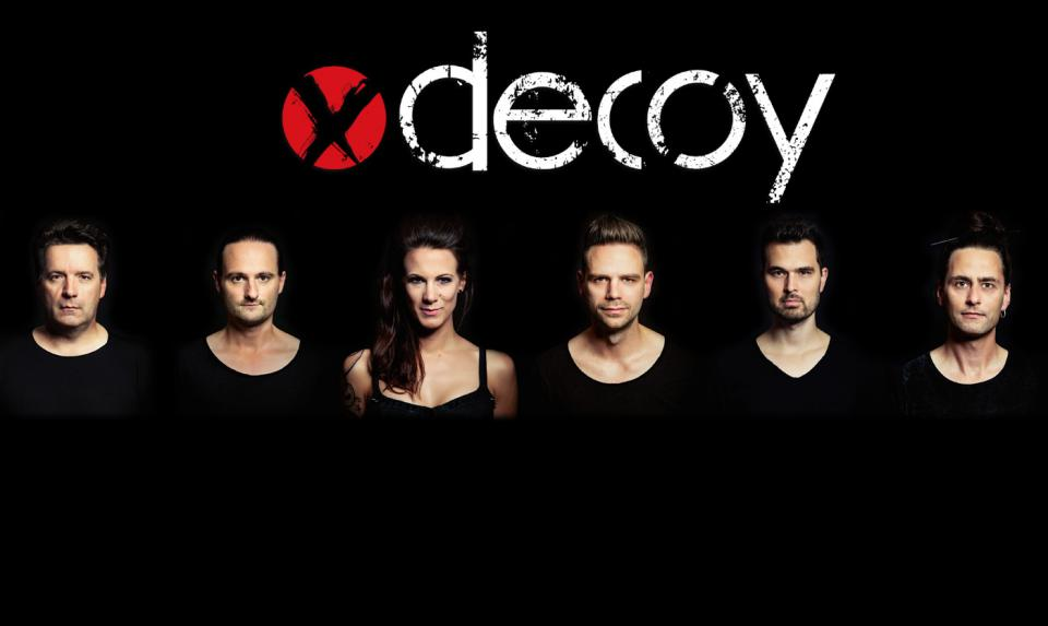 Decoy - Your Party Cover-Band - Charts, Pop, Rock, Disco ...
