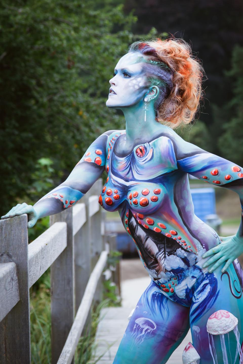 Body Painting Sites