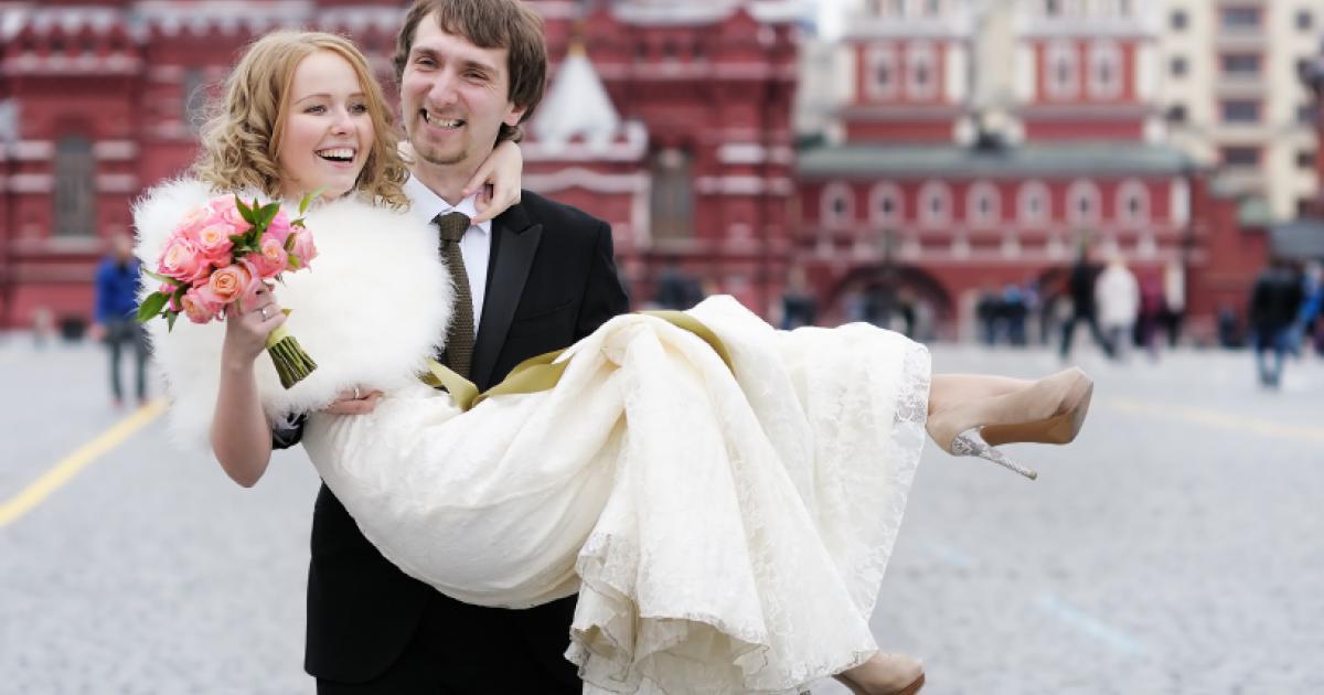 wie man ein russisches Mädchen heiratet