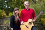 Akustik-Duo Gisa und Dennis