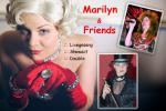 MARILYN & FRIENDS | DOUBLES | Melina Schmoll