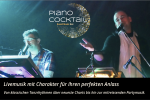 Piano Cocktail- Event Music live -