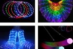 LED Licht und Tanzshow ALPHA