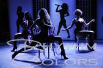 RHYTHM COLORS Tanz und Gesangs Show