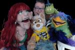 siggi & puppets