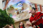 Seifenblasenkünstler Dacapo - Seifenblasenshow