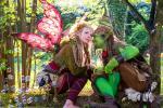 Elfe Sorgenfrei & Troll Trolly