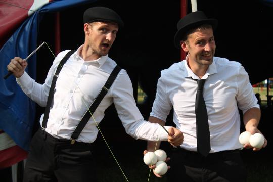 Zirkustheater-StandArt