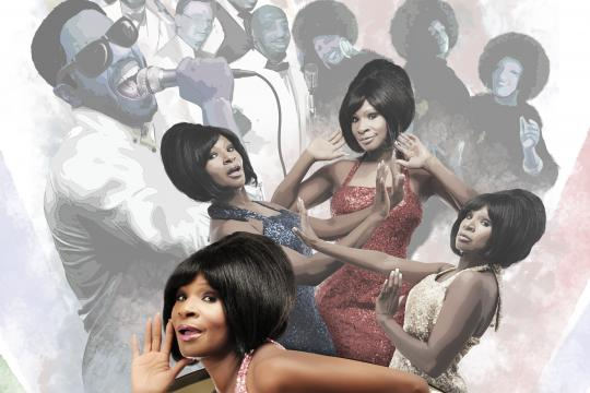 Motown Classic Party Band