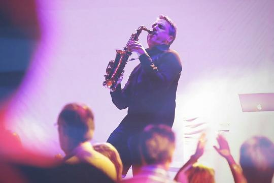 ELBKLANG - Saxophonist Hamburg