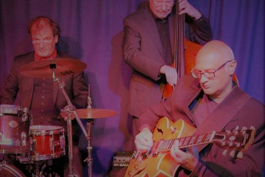 Helmut Kampe Jazz Trio