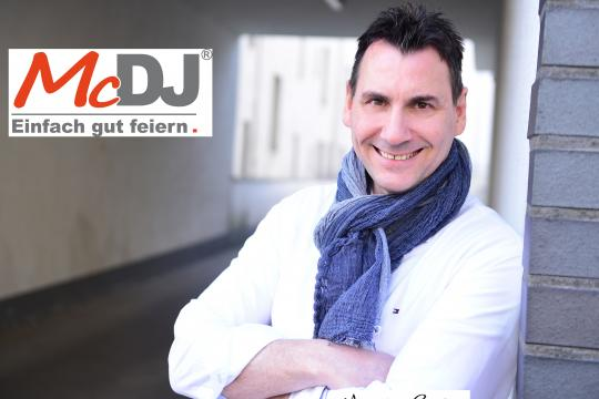 Marc van Campen - Mc DJ