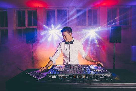 Pius Neuner DJ