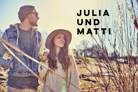 Julia und Matti