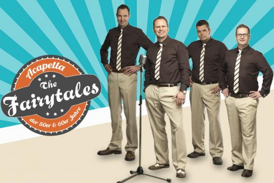 50er & 60er Jahre Acapella -The Fairytales