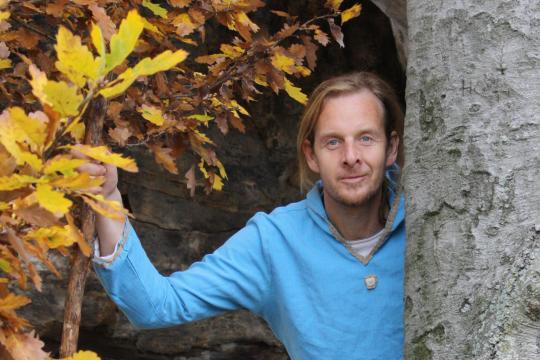 Geschichtenerzähler Andi Rietschel