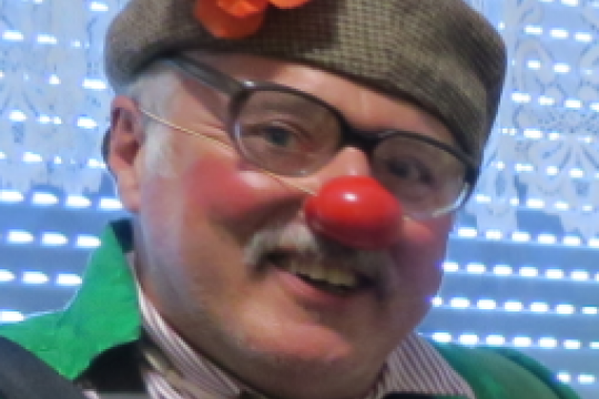 Clown Willi