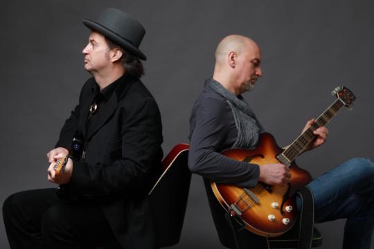 Pat Fritz Akustik Duo / Electric Band