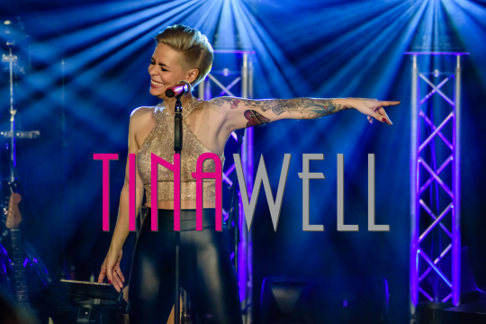 Tina WELL. ★ perfect act for your event