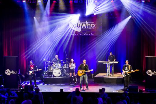 YouWho - Die Partyband
