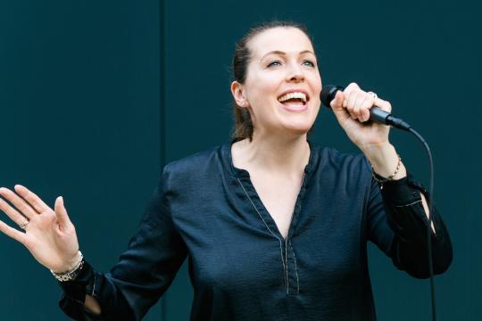 yourdaymyvoice - Caroline Bispinck Hochzeitssängerin