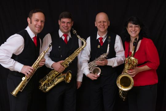 Set of Four - Saxophonquartett