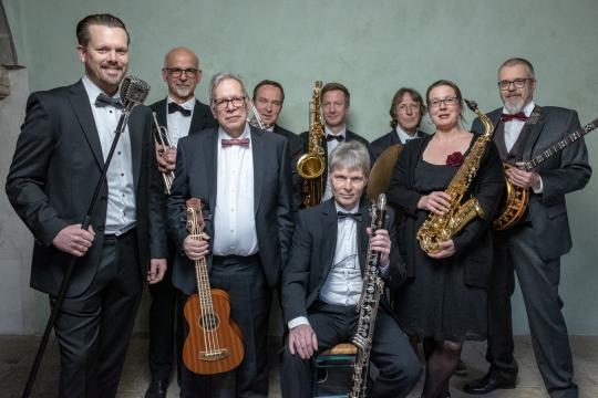 Laid Back Jazz Band