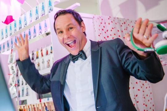 DJ Markus Schuh - Hochzeiten, Geburtstage, Firmenfeiern mit Fotobox