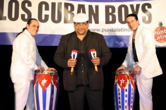 Los Cuban Boys/ Latin Crossover Band