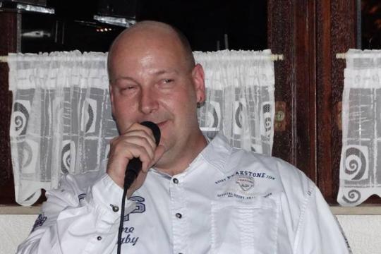 DJ Markus Gase