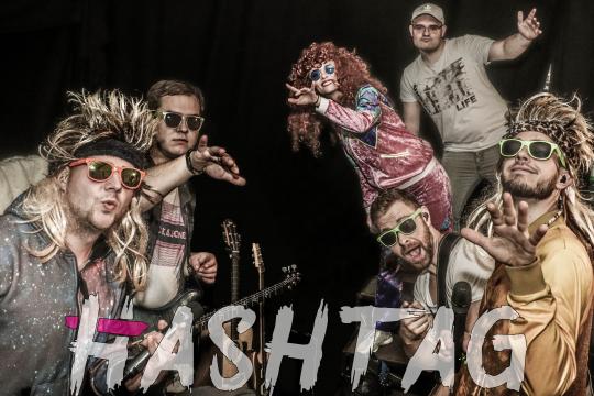 Hashtag Showband