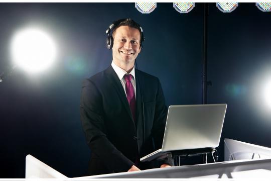 DJ Eric - Dein mobiler Discjockey