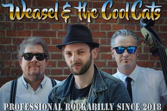 Weasel & the Cool Cats
