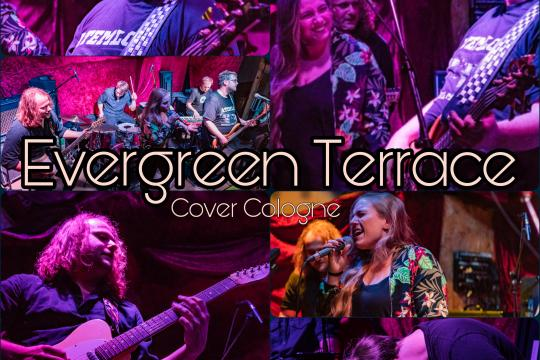Evergreen Terrace - Cover Cologne