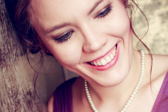 Janina Meiners-Traurednerin und Sängerin