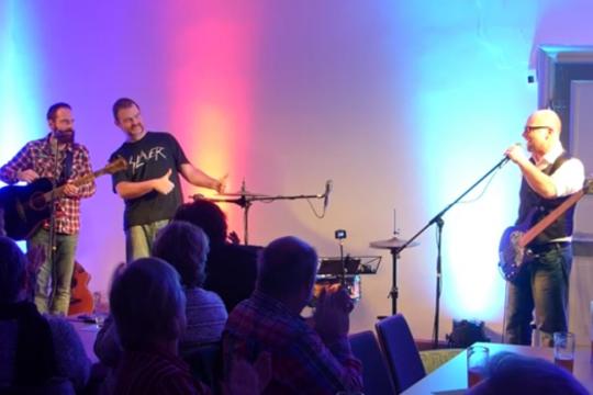 DER AUSSCHUSS Musik & Comedy