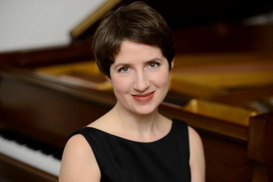 Konzertpianistin in Saarbrücken und München