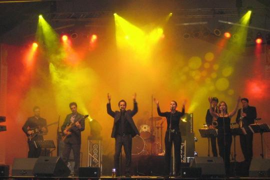 SOULMATES live! vom Duo bis zur Gala Band