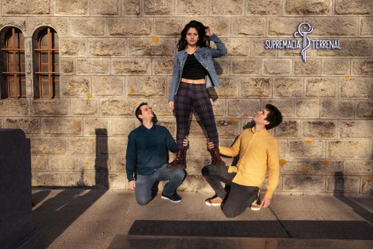 Supremacia Terrenal - Latin Band für Ihr Event