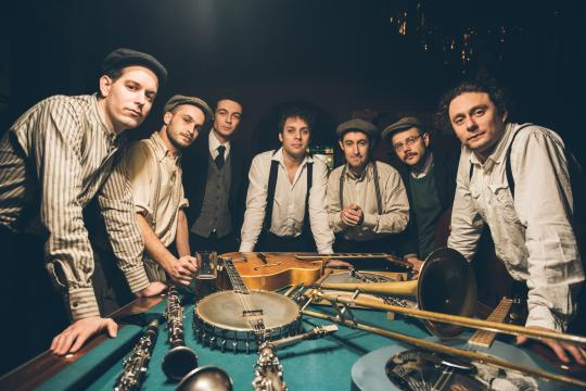 Time Rag Department | Early Jazz Berlin