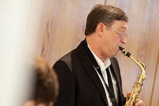 Musikduo Neuwert: Saxophon und Klavier